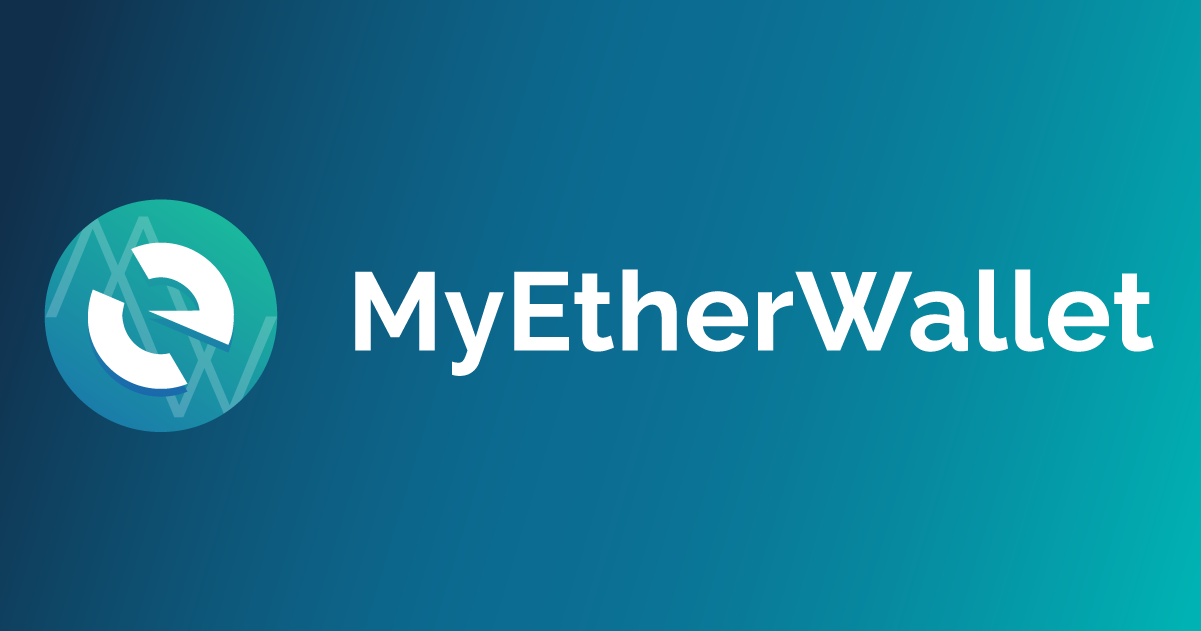 MyEtherWallet: How to sign and verify a wallet address