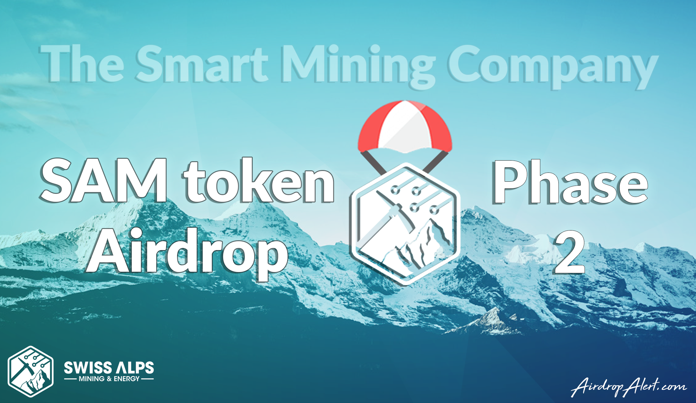 Swiss Alps Exclusive Airdrop, beginner's guide for your crypto…