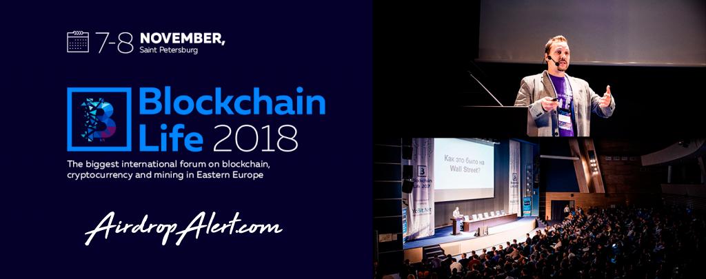 Banner Blockchain Life Awards
