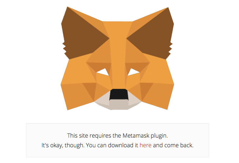 metamask application