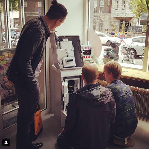 Bitcion ATM