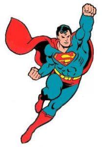 airdrop superman