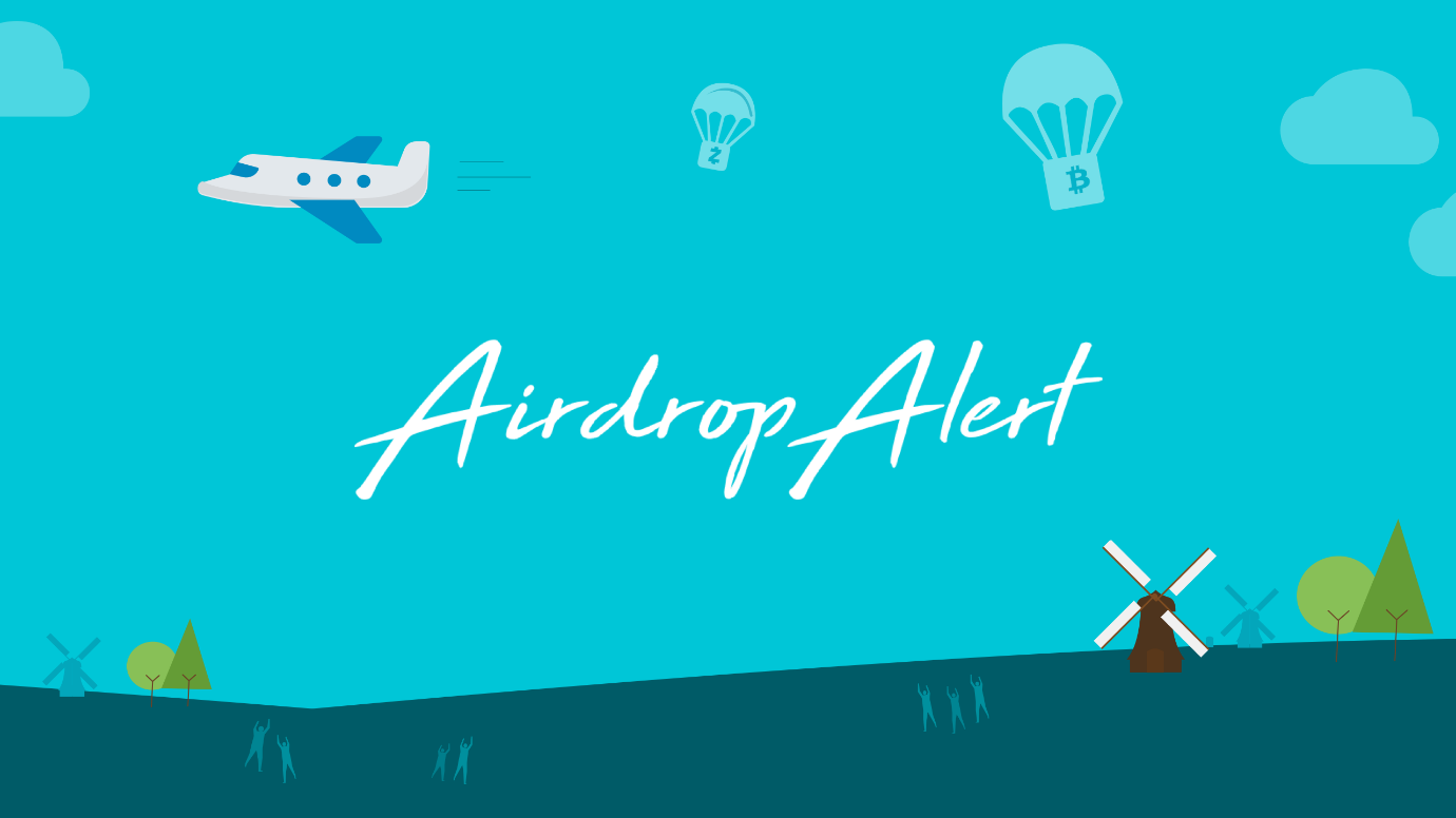 The new face of AirdropAlert.com for your airdrops