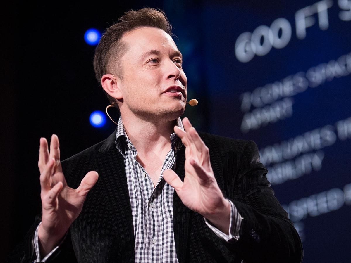 "Elon Musk on Bitcoin: ""It's quite brilliant"""