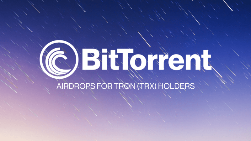 Is this the real reason behind the BitTorrent airdrop?