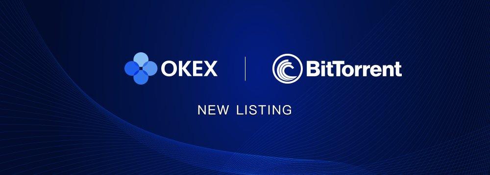 Bittorrent Airdrop update – New OKEx giveaway
