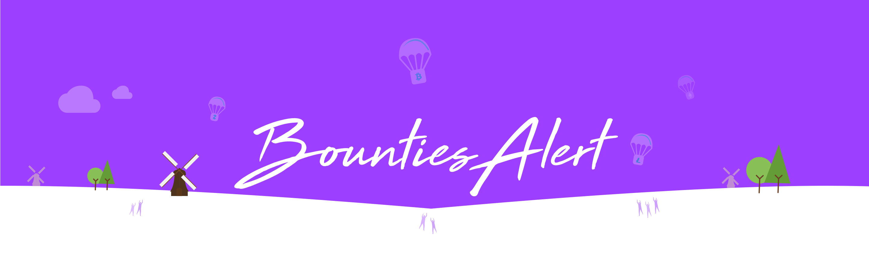 The new face of Bounties Alert!