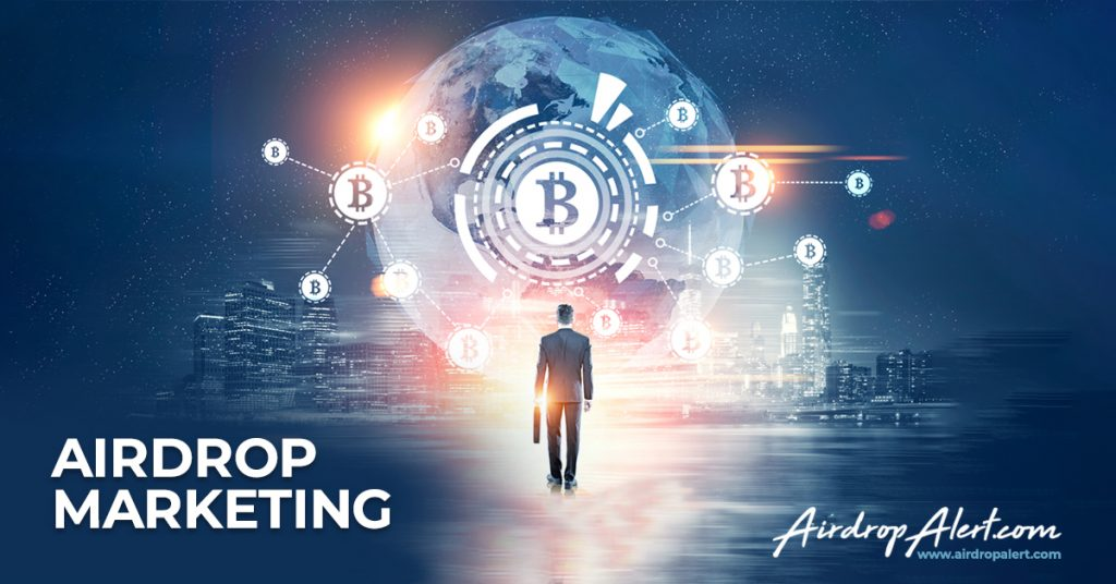 crypto Airdrop marketing