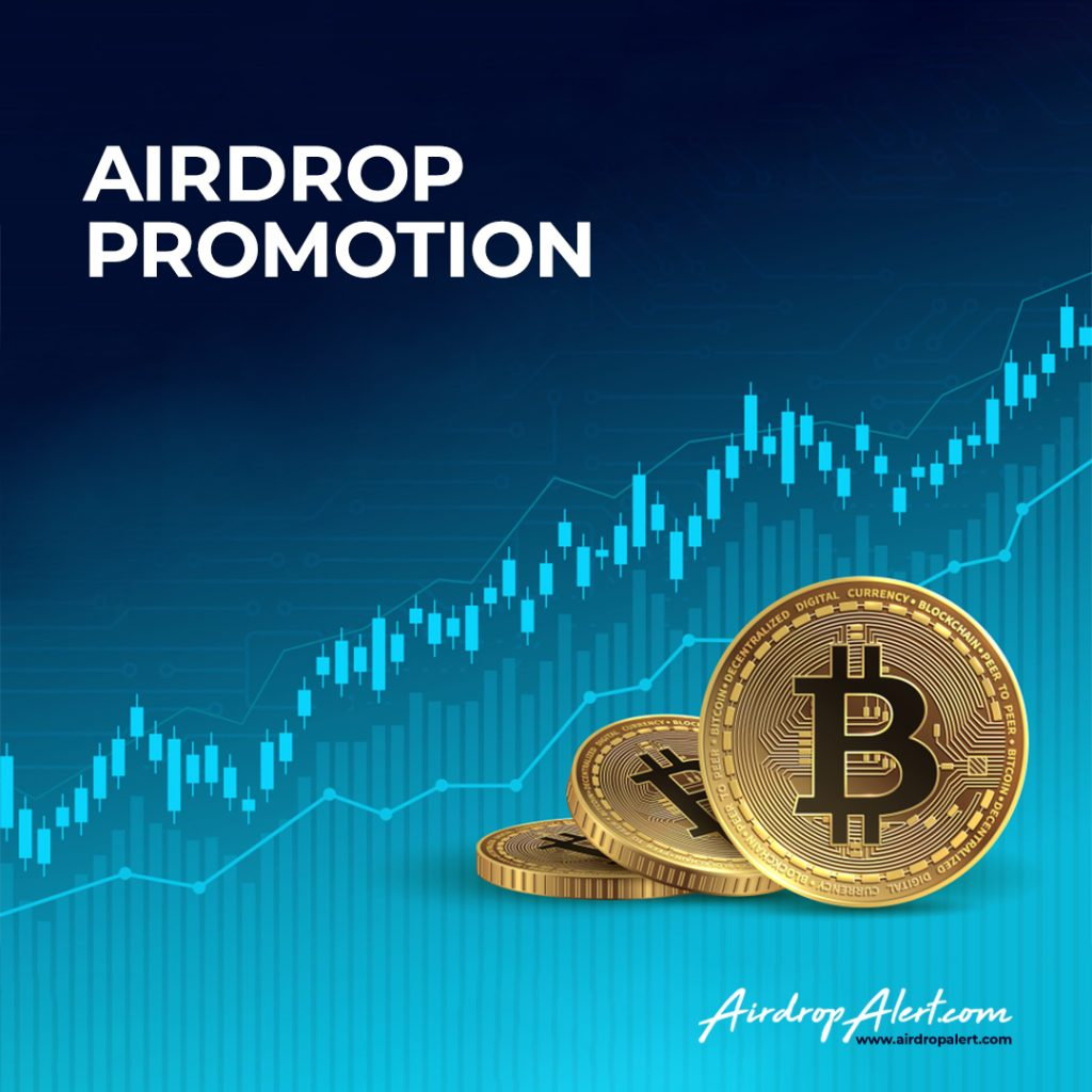 crypto Airdrop promotion