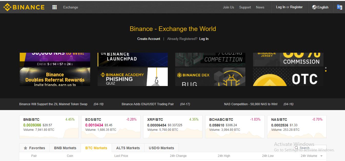 crypto exchanges, europe