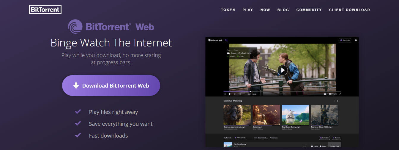 BitTorrent: from P2P file sharing to IEO