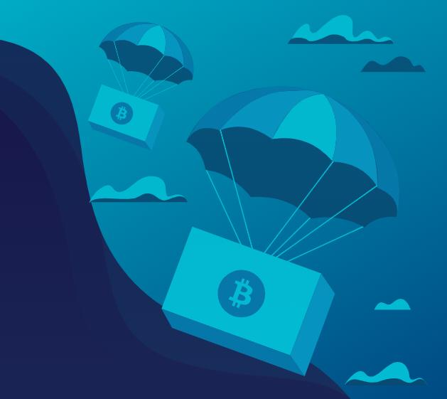 Bitcoin-airdrops