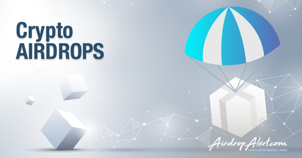 Where To Find Airdrops For Free Crypto -