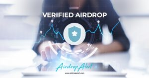 Verified airdrops