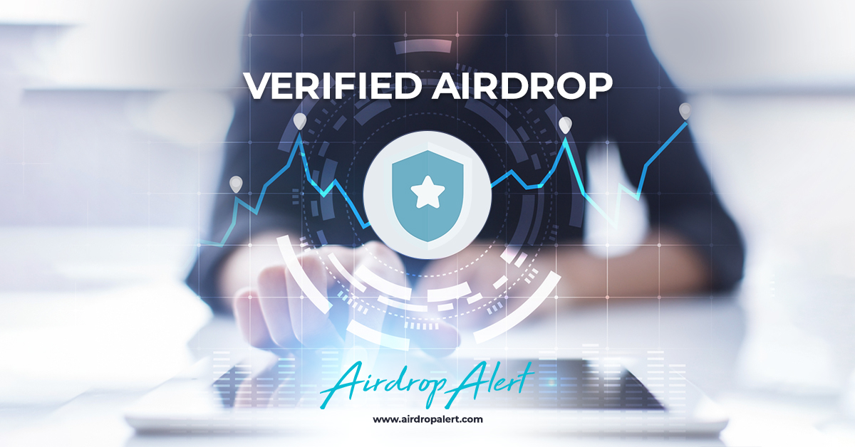 Verified airdrops – avoid the scams