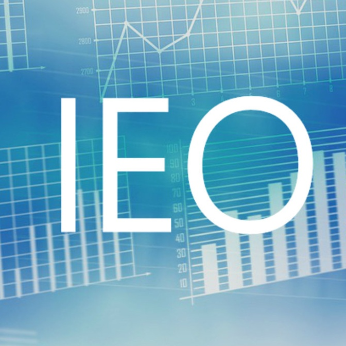 IEO; cryptocurrency