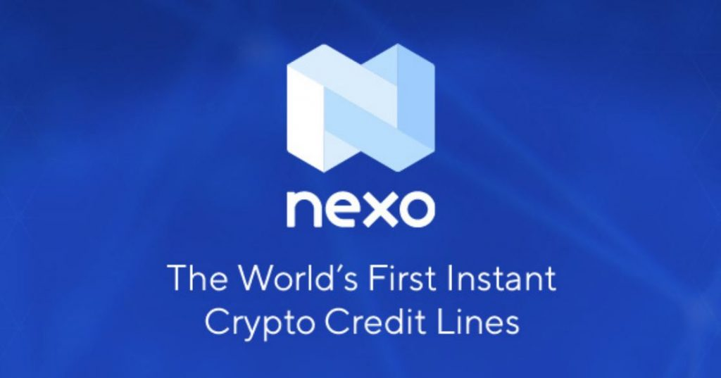 crypto savings plan nexo
