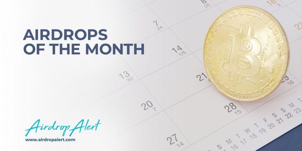 airdrop list month