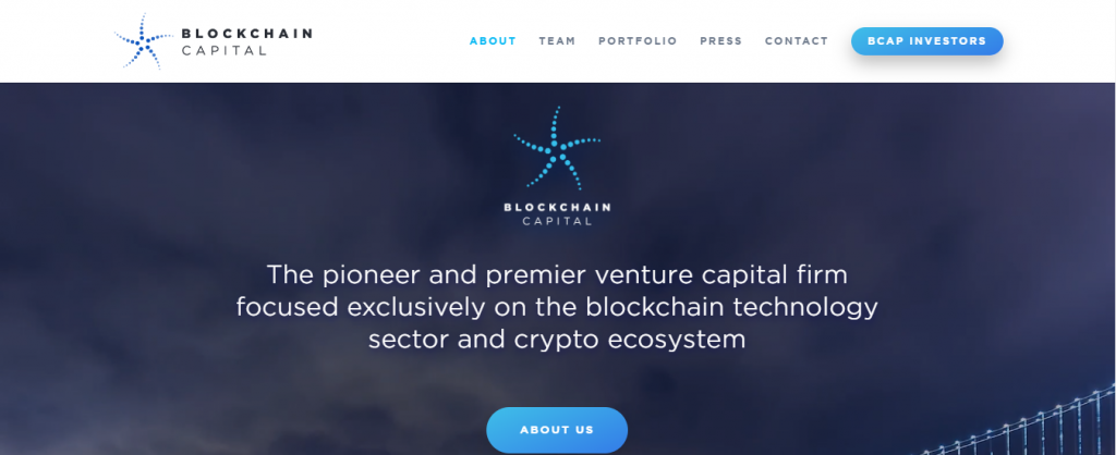 blockchain capital crypto fundraising