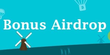 bonus airdrop