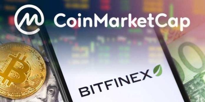 coinmarketcap bitfinex