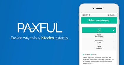 paxful easy buy btc