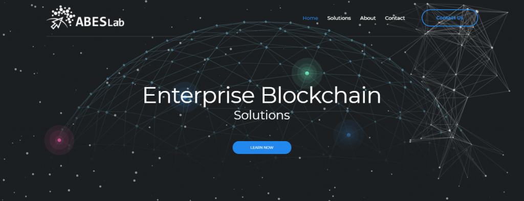 blockchain development company abes lab