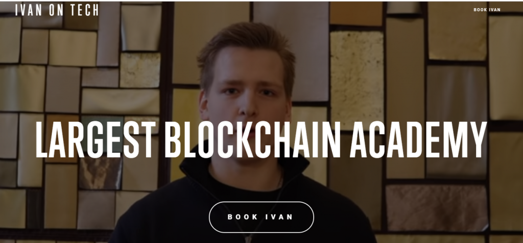 crypto influencers ivan on tech